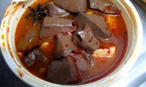 Tofu di sangue