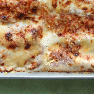 Cannelloni al prosciutto e formaggio