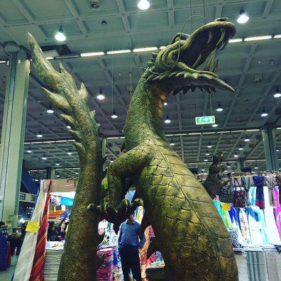 Il dragone cinese