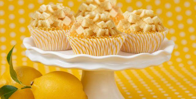 Cupcake mimosa