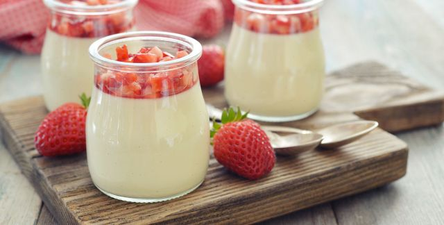 Crema Namelaka alla vaniglia