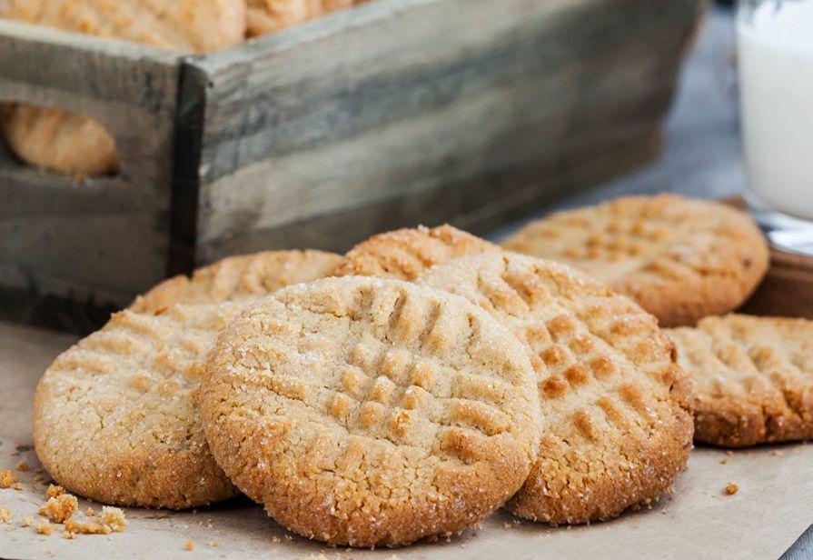 Biscotti alla maionese