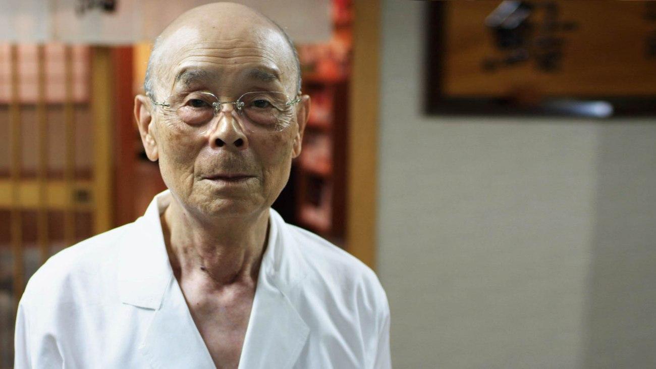 Jiro Ono il maestro del sushi