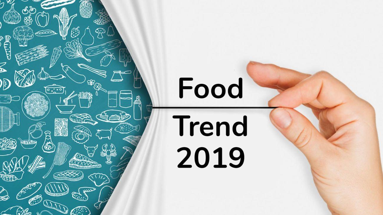 Food trend 2019