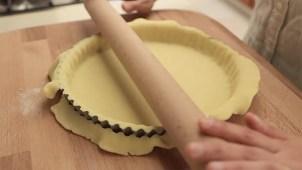 Rifila le eccedenze di pasta