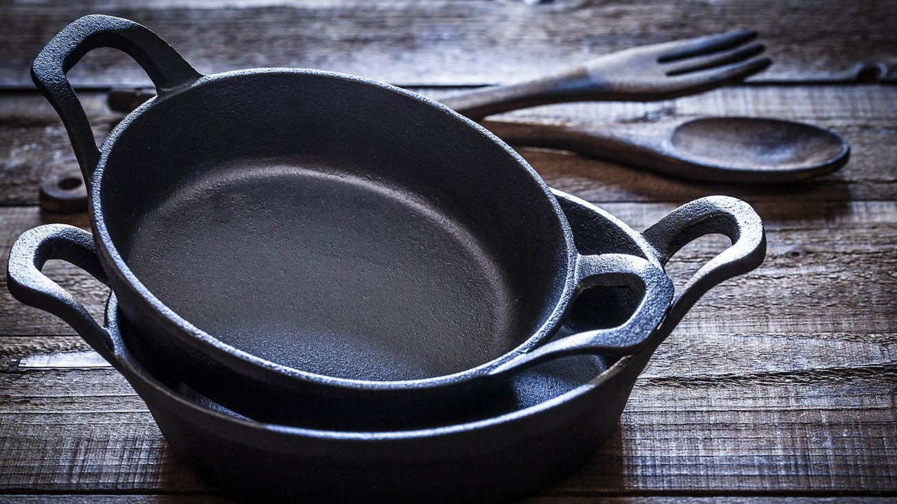 10+1 pentole e padelle indispensabili in cucina - Piccole Ricette ...