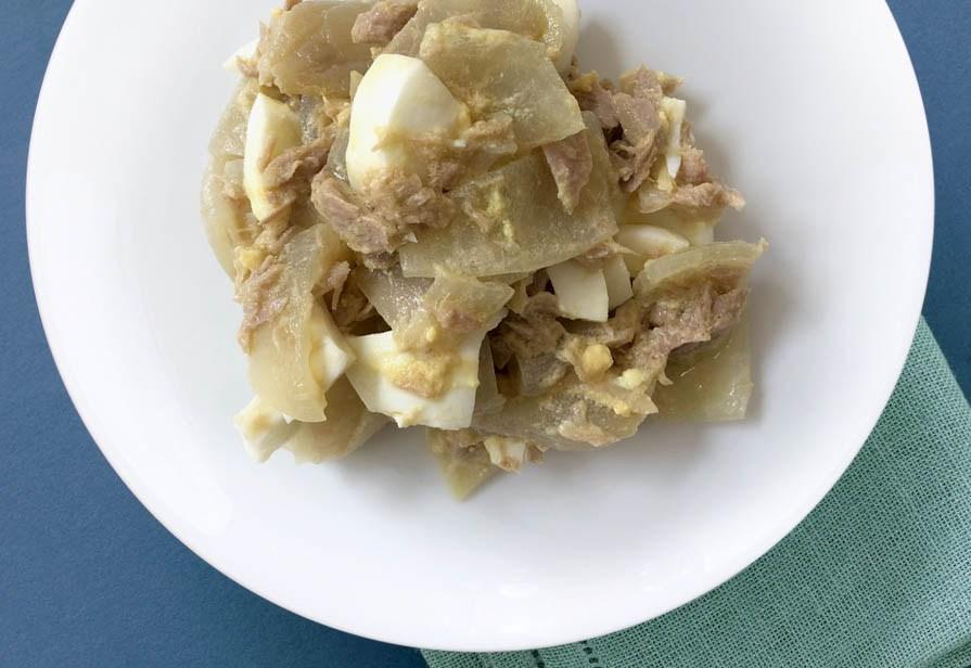 Insalata di cipolle al forno