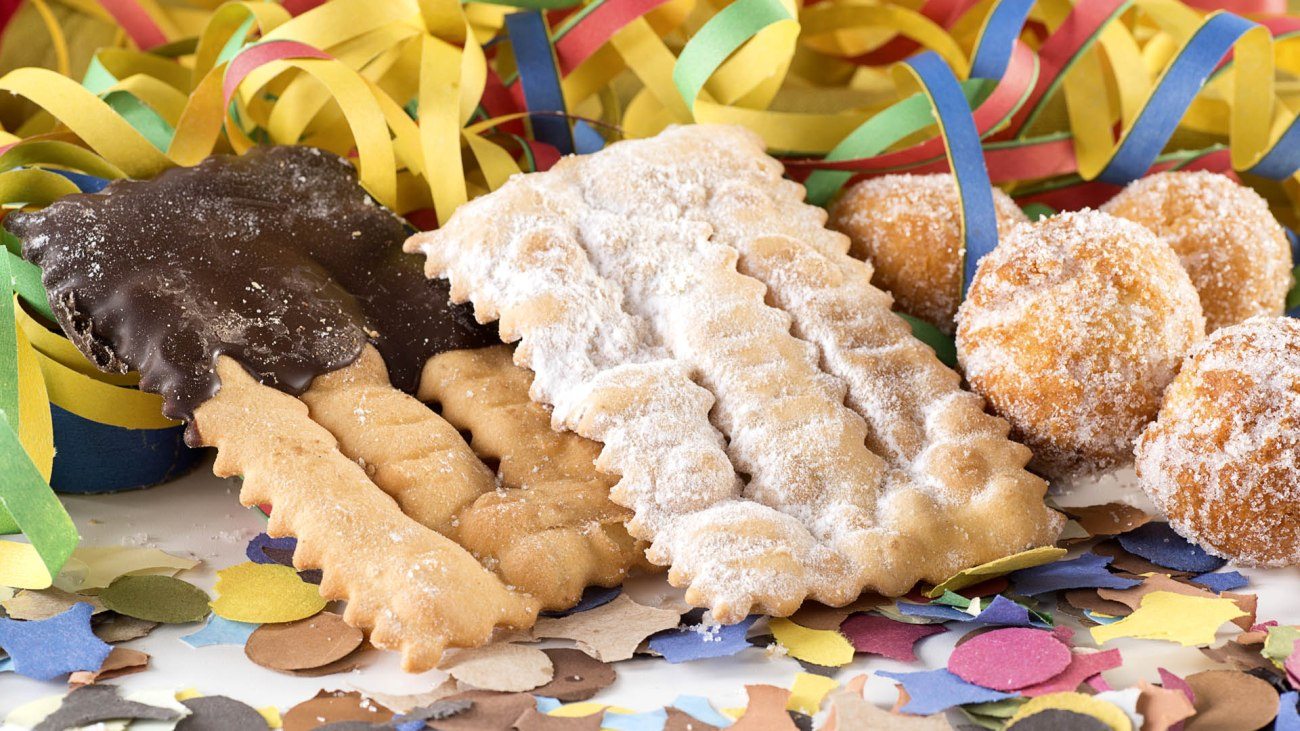 Carnevale Storia di una frittella