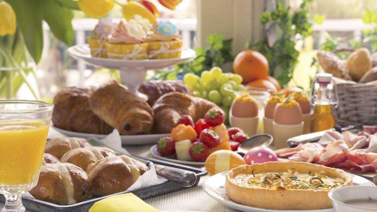 5 piu 1 cose che non possono mancare nel Menu di Pasqua