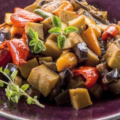 Tofu alle verdure