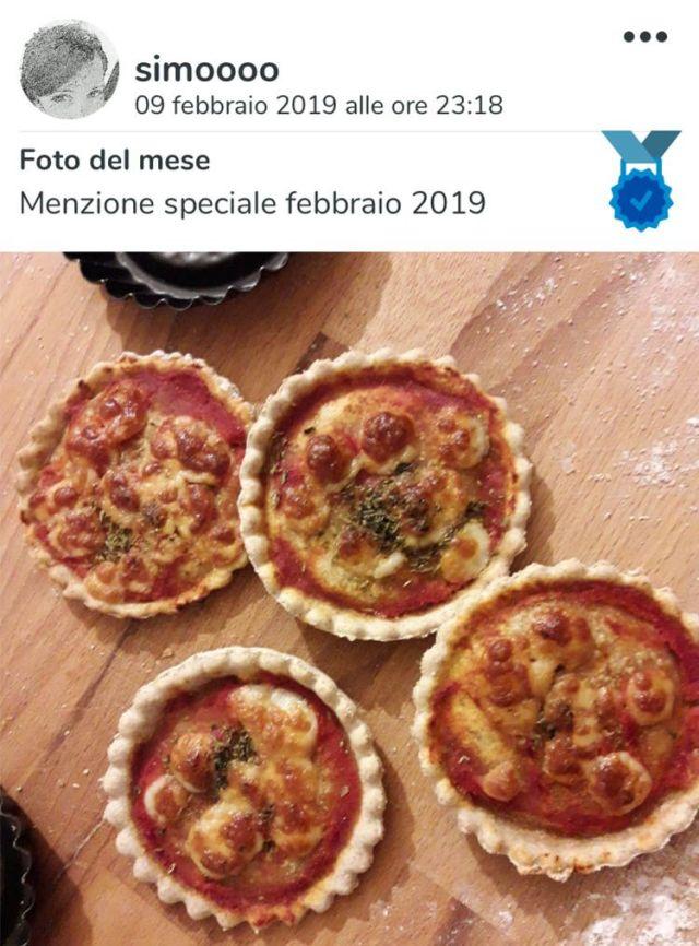 Menzione speciale Febbraio 2019