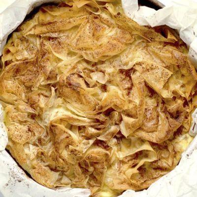 Torta di pasta fillo
