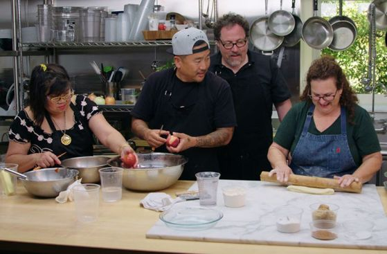 The chef show Cucina casalinga