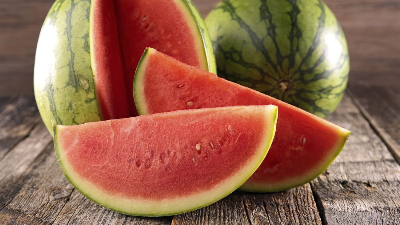 Ingrediente di agosto anguria