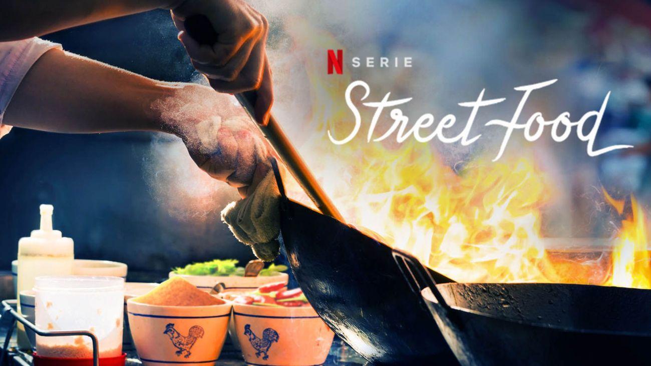 Street food la vertiginosa serie dai creatori di chefs table