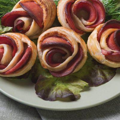 Roselline al salame
