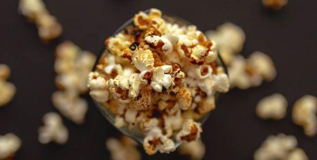 Popcorn alla paprica
