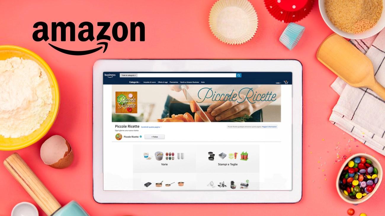 Piccole Ricette Shop su Amazon