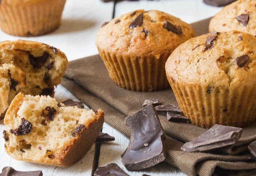 Muffin alle uova di Pasqua