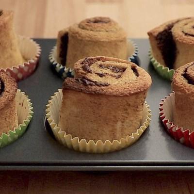 Muffin pane e nutella
