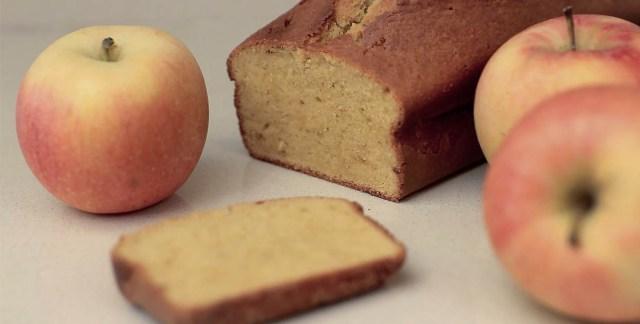 Plumcake alle mele detto fatto