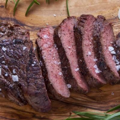 Flat iron steak marinate