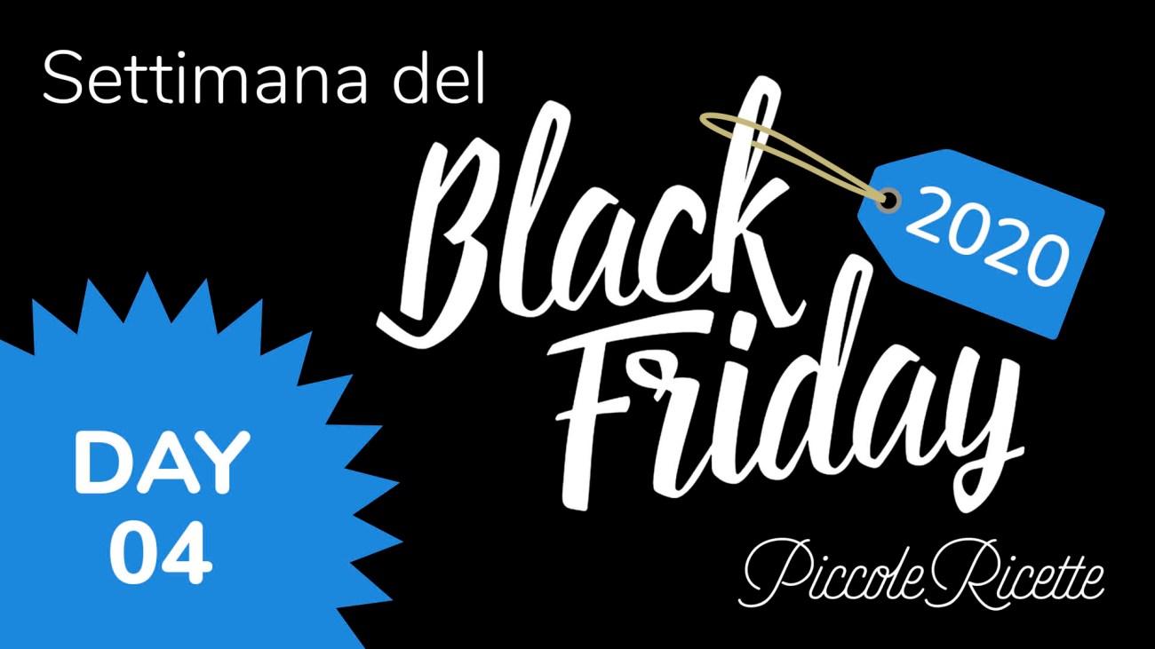 Amazon Black Friday 2020 giorno 04