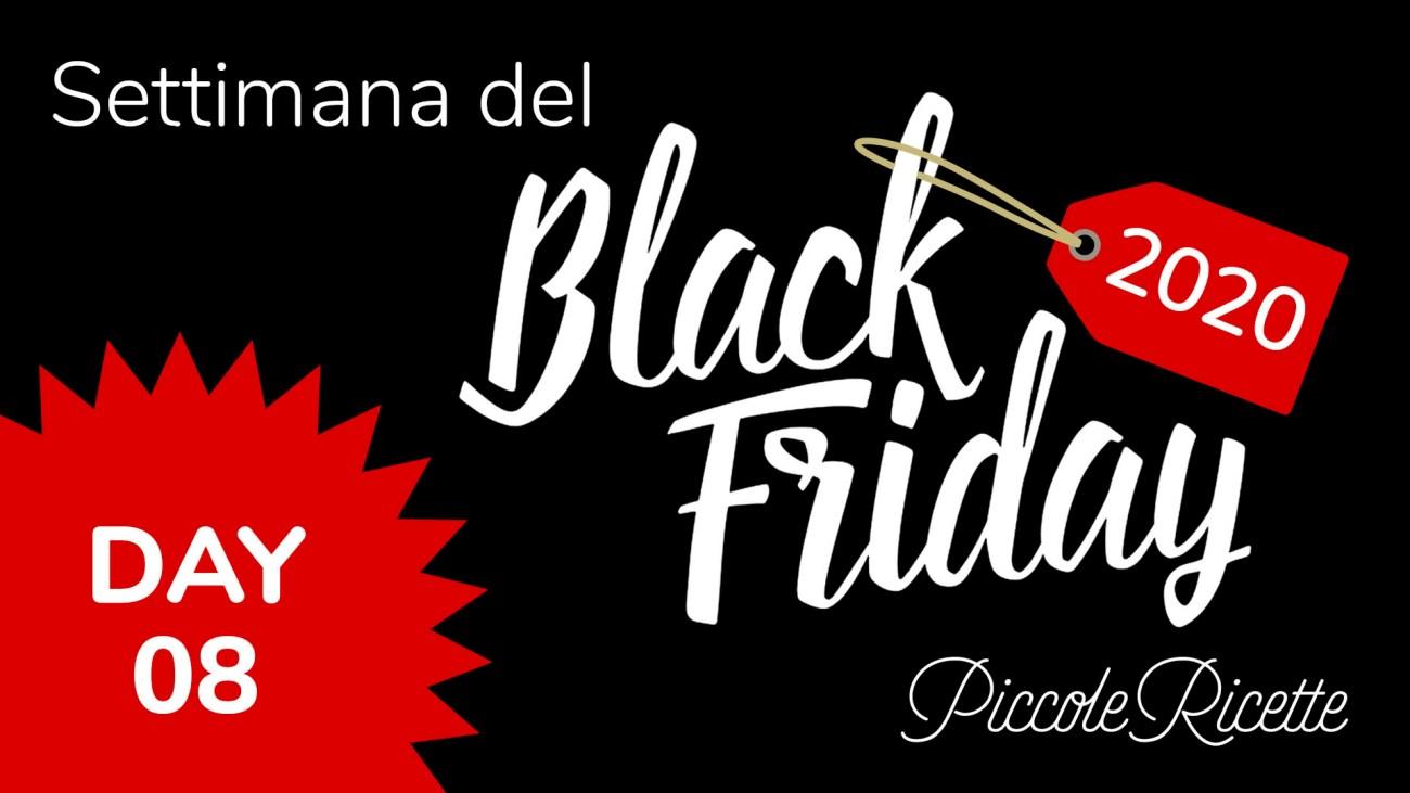 Amazon Black Friday 2020 giorno 08