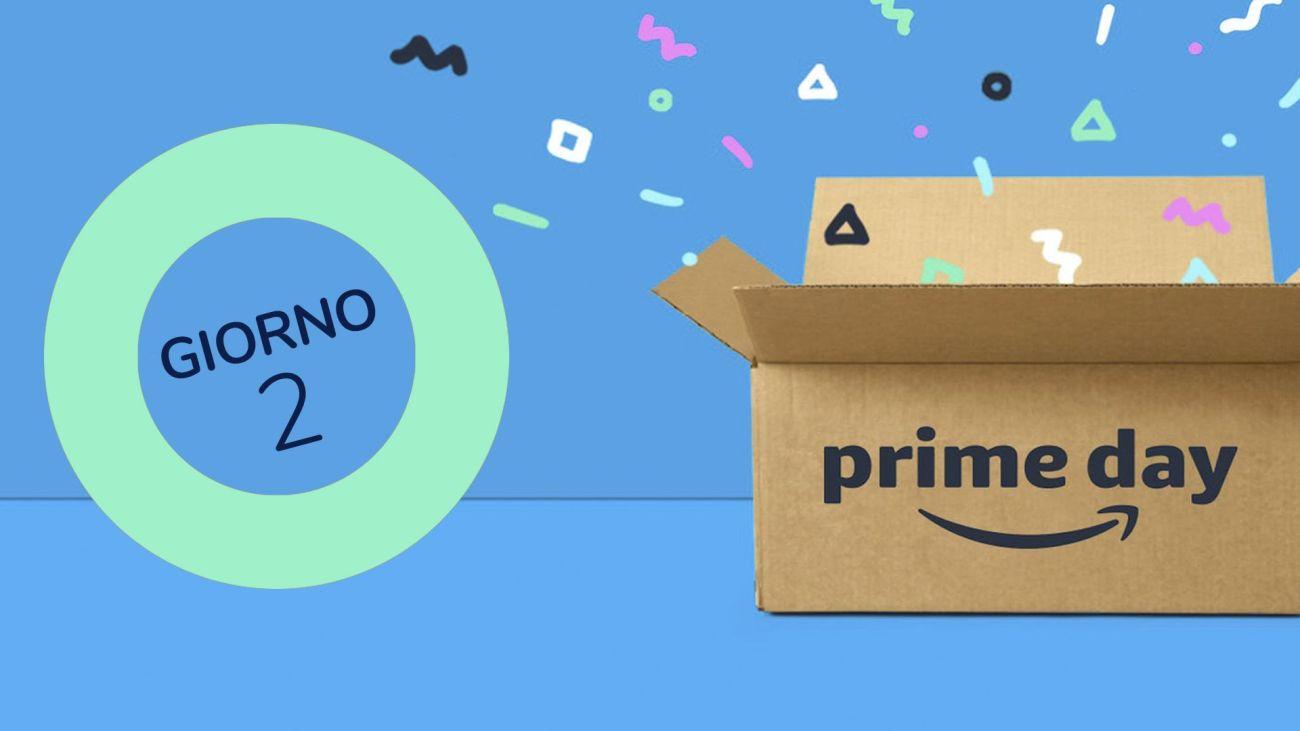 Amazon Prime Day 2021 giorno 02