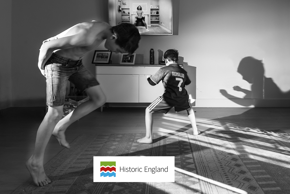 Historic England Archive Picturing Lockdown - Piccolino Photo Studio - Beckenham Family photographer