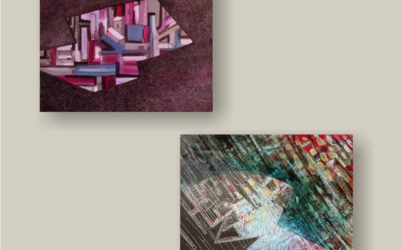 Abstract artwork – Opera astratta