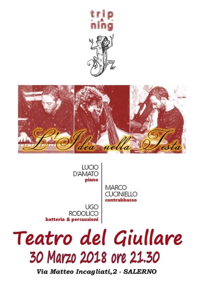 Ultimo appuntamento con i Venerdì Musicali al Piccolo Teatro del Giullare