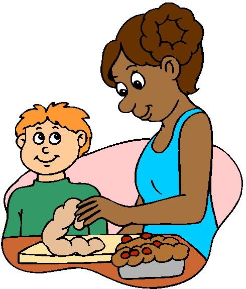 clip art - baking 230432