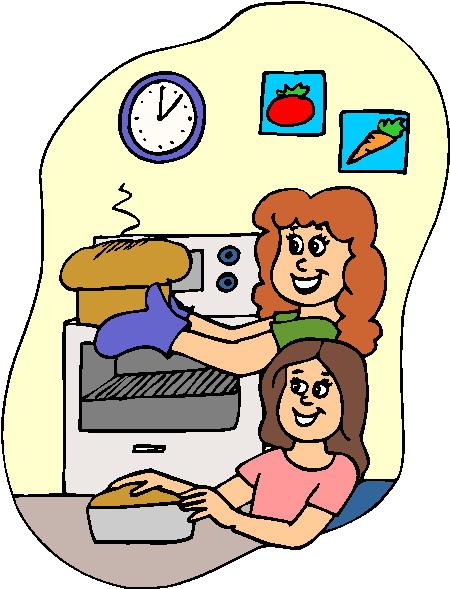 clip art - baking 366961