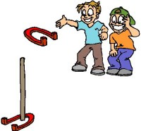 Outdoor Games Free Clipart