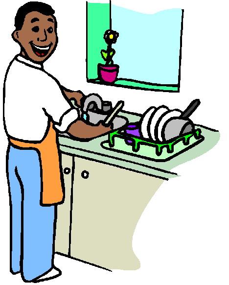 washing clip art