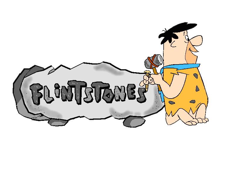 Clip Art Clip Art Flintstones 112816