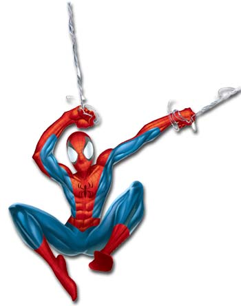 Clip Art Clip Art Spiderman 523147