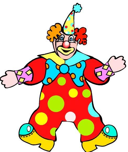 clip art - clowns 918580