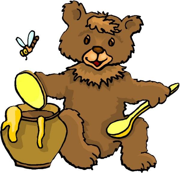 clip art - bears 135981