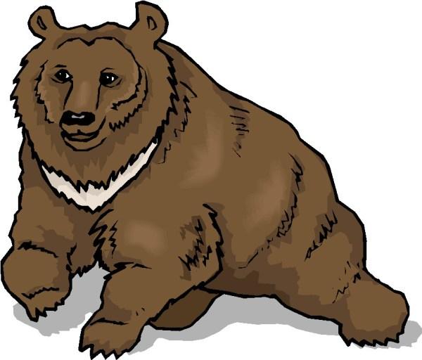 bears clip art