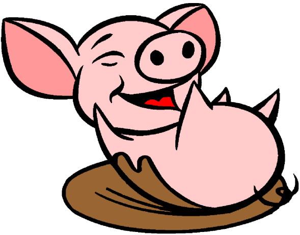 clip art - pigs 281994