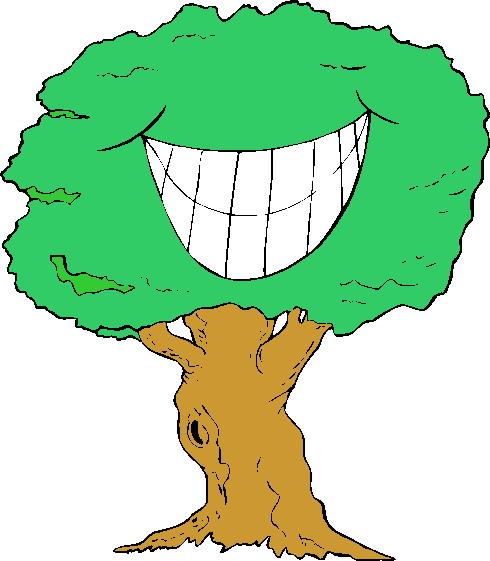Trees clip art