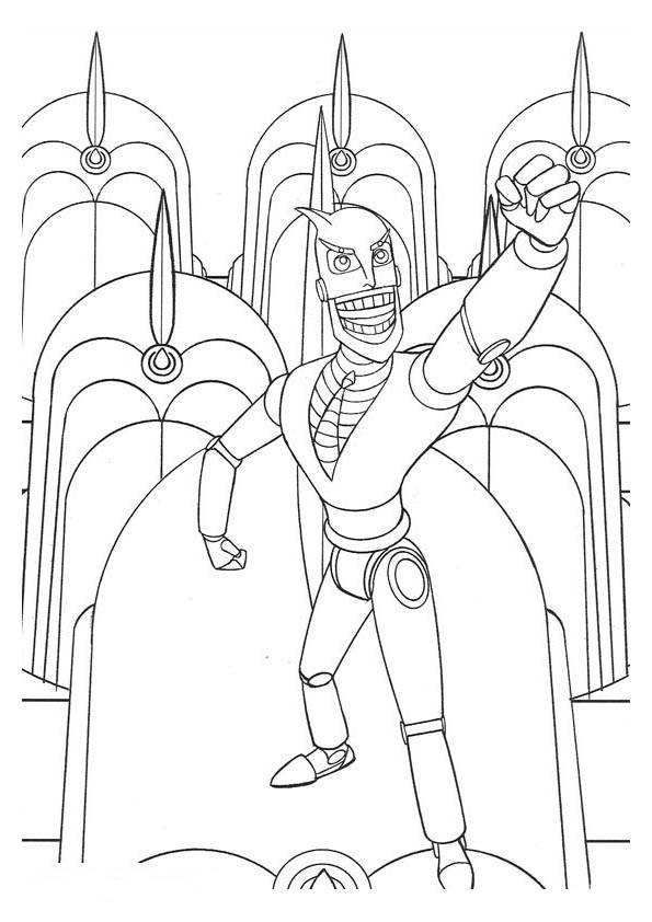 Free Coloring Pages Of Steel Atom