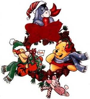 christmas disney graphics and animated