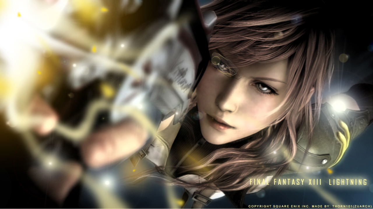 Final Fantasy 13 2 Wallpaper Hd Final Fantasy Wallpapers Picgifs Com