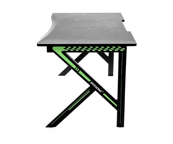 Mesa Gamer Akracing Verde 107165  Pichau