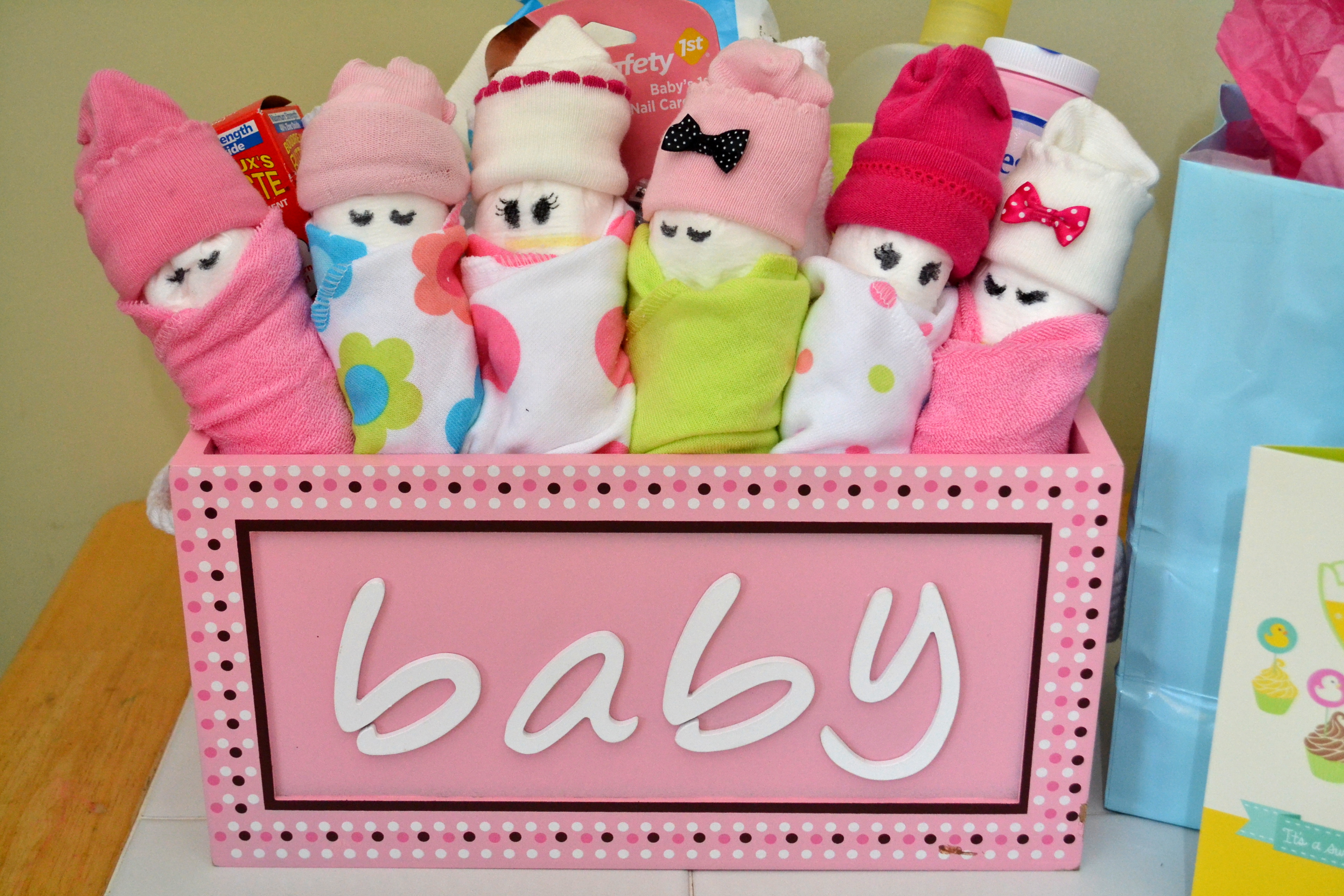 Essential Baby Shower Gifts  DIY Diaper Babies