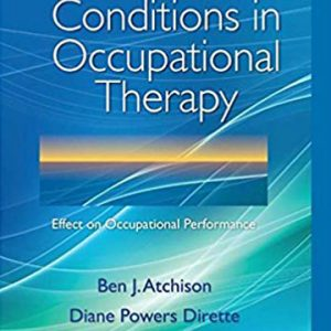 conditions-in-occupational-therapy-effect-on-occupational-performance