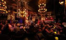 Buddha Bar Lounge Diner Spectacle Restaurant Asiatique
